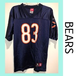 BEARS TERRELL BOYS XL 18/20 Jersey